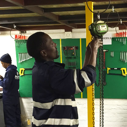 Lifting Tackle Inspections