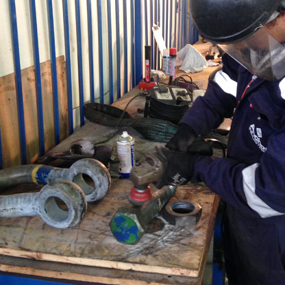 Lifting Equipment Repairs