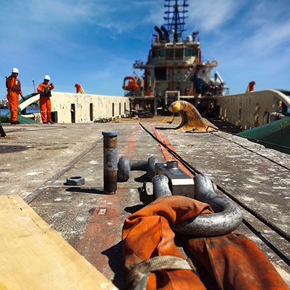 Marine Equipment Testing and Inspection