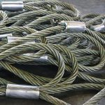 Steel wire rope (SWR) slings and fittings