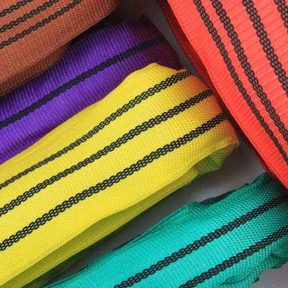 Webbing slings and fittings